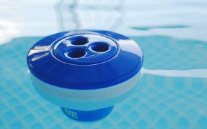 Floating Chlorine Distributor For Small Swimming Pools